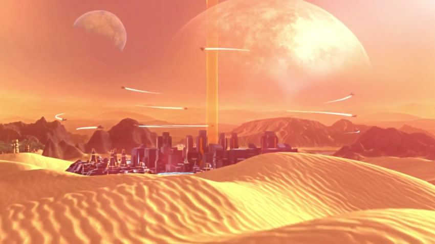 Teaser trailer de Etherium, tiene un cierto aire de Dune [Video]