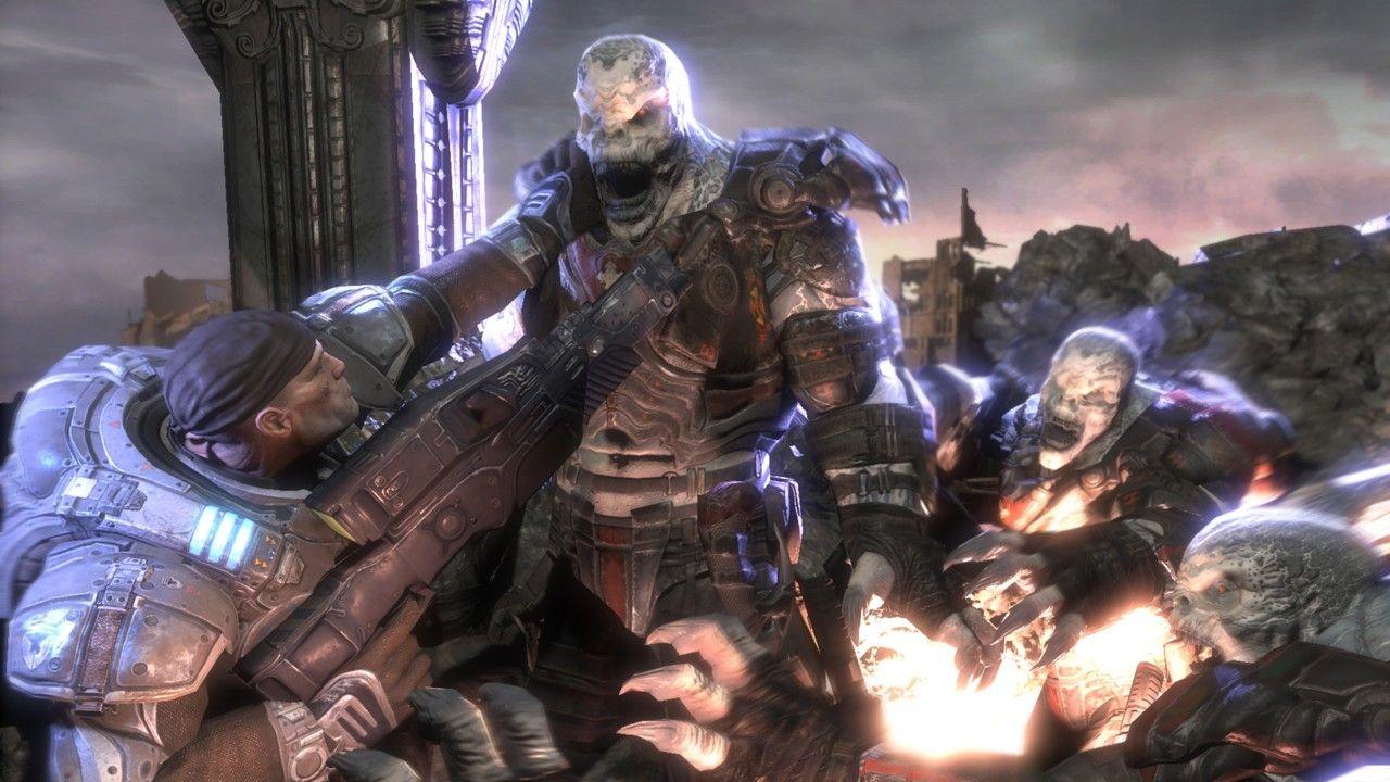 Microsoft compra la franquicia de Gears of War [Anuncios]