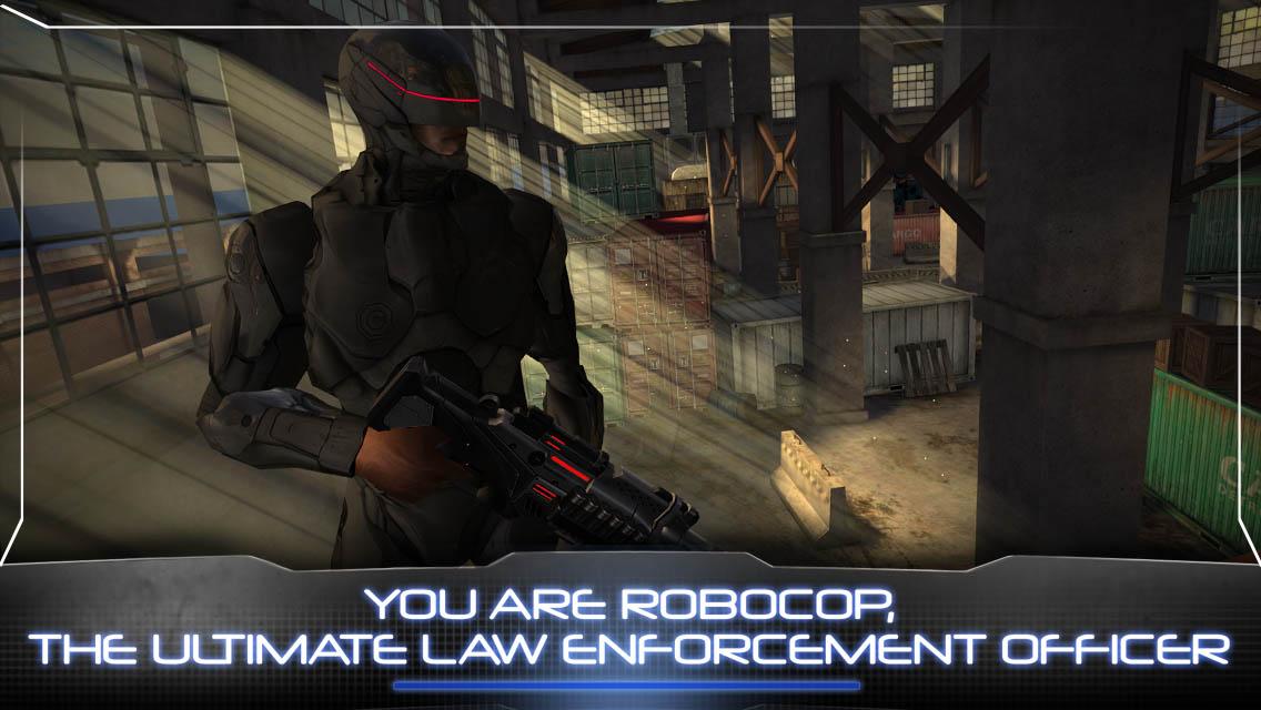 El nuevo juego de Robocop se ve tan malo como el reboot de la pelicula [Video]