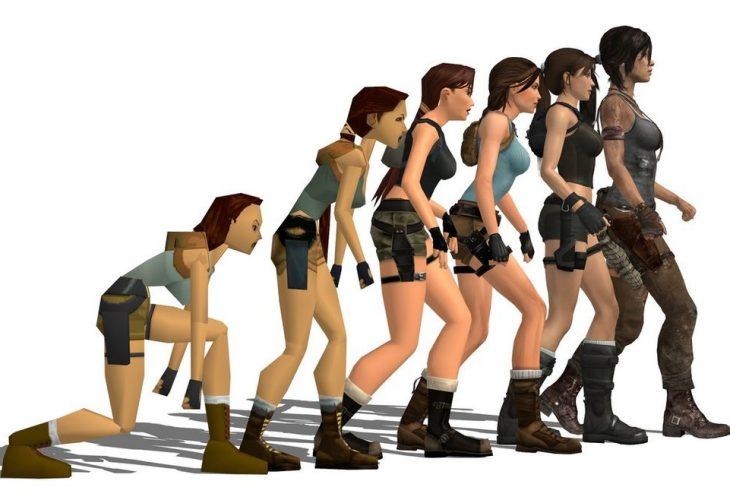 Comparativas odiosas de ayer y hoy, Tomb Raider edición definitiva [Video]