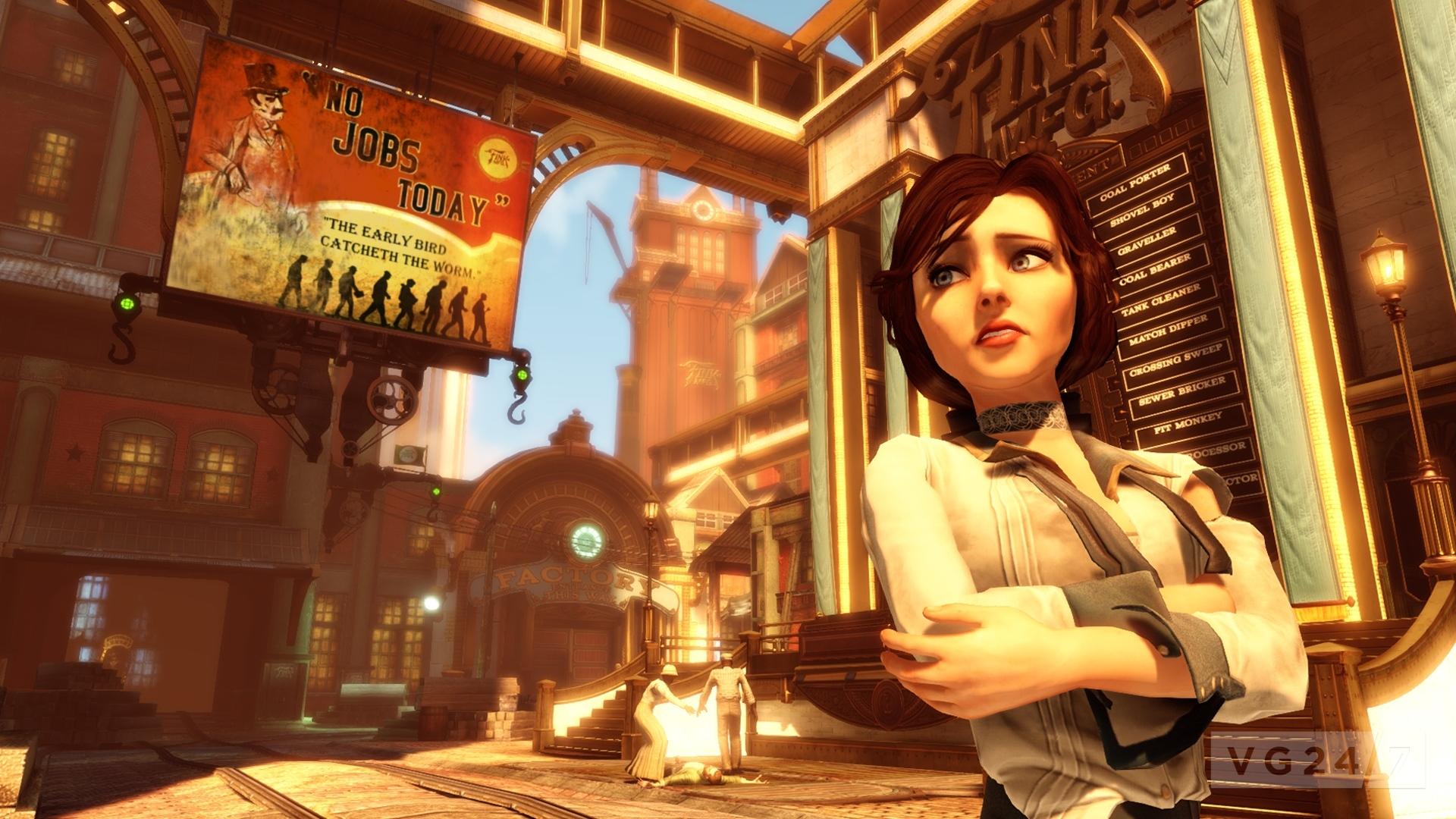 Irrational Games, creadores de Bioshock, cerrarán sus puertas [BREAKING NIUS]