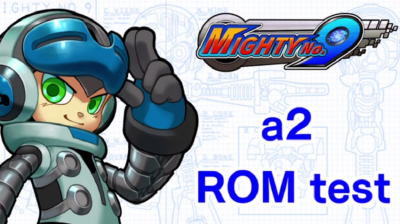 Keiji Inafune jugando Mighty No. 9 [VIDEO]