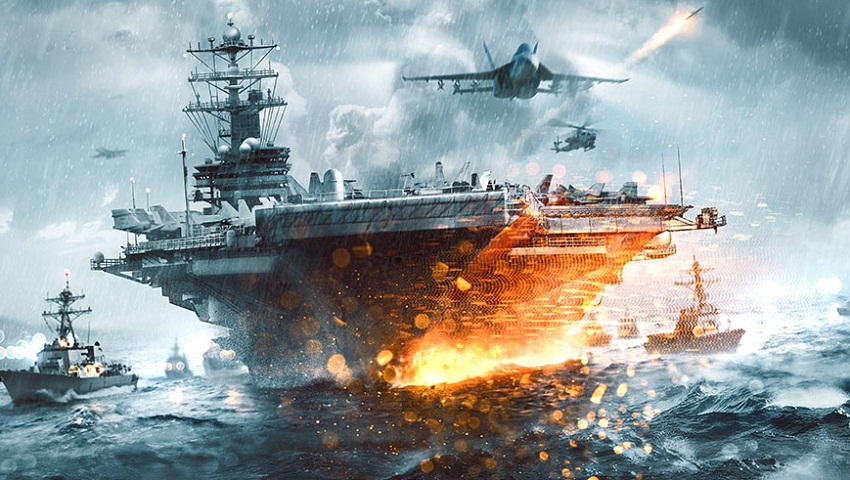 AMIWITOS AMIWITOS, VEAN EL TRAILER DE BATTLEFIELD 4: NAVAL STRIKE [VIDEO]