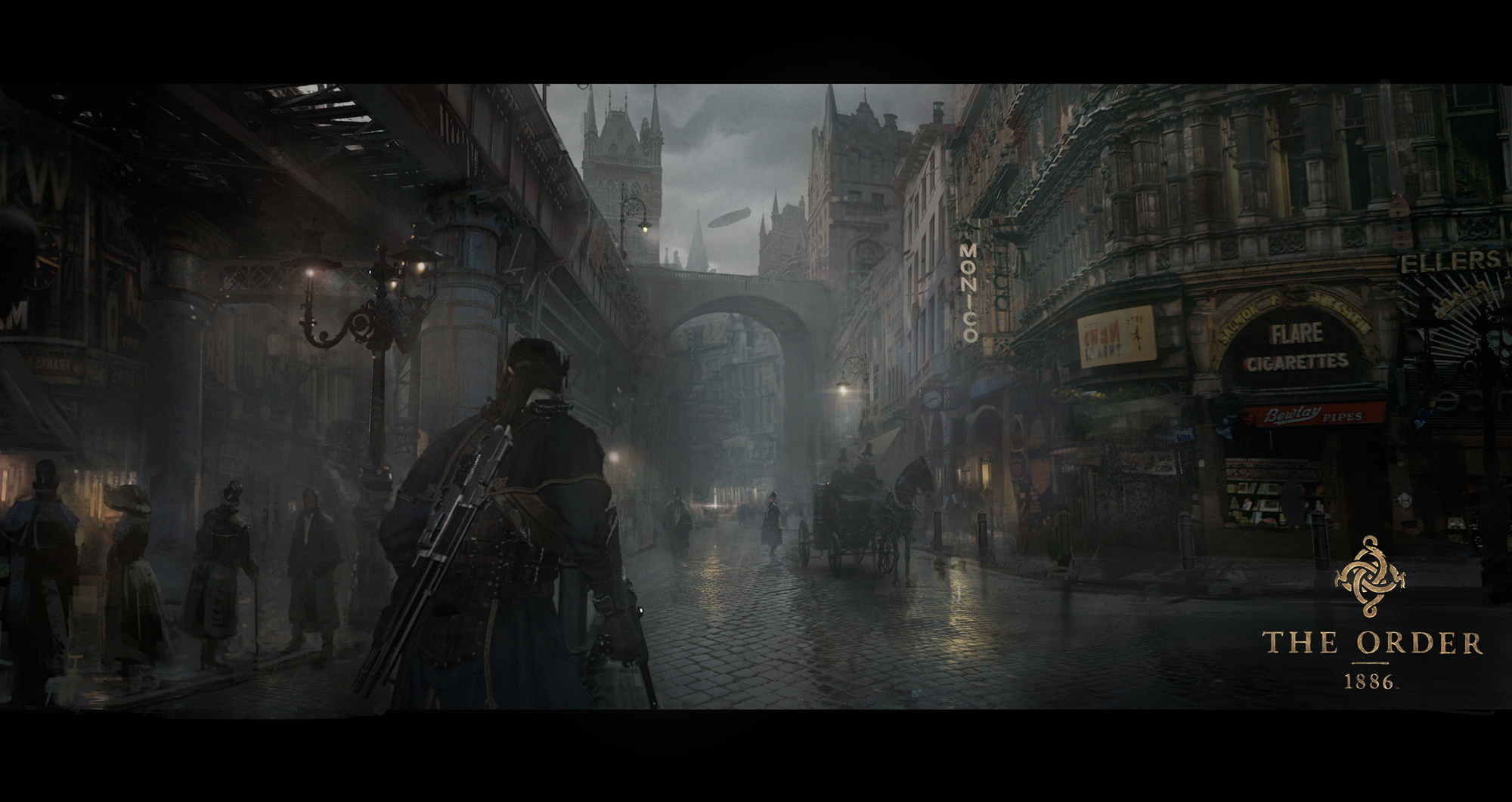 "The Order 1886 nos muestra 14 minutos de ""gameplay"".[VIDEOS]"