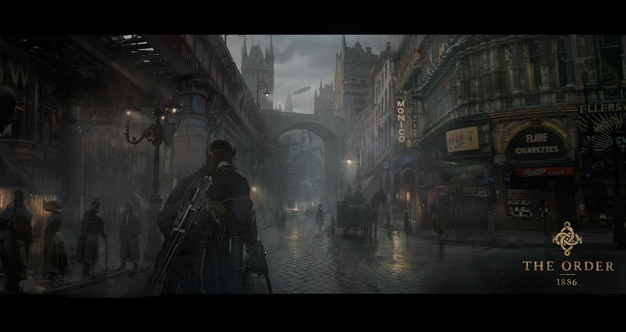 Nuevo trailer de The Order 1886 [Trailer]