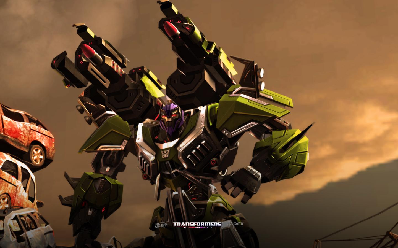 Ahora démosle una mirada a Transformers Universe [MMO-MOTA-OMG-WTF-LOL]
