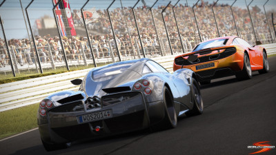 Slightly Mad Studios tenia guardado bajo su manga World of Speed un MMO de carreras [Anuncios]