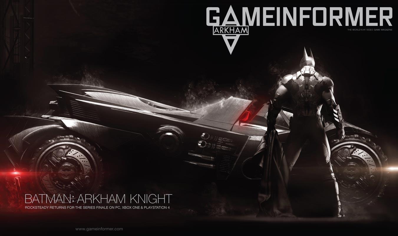 "Batman: Arkham Knight es el proximo juego de la franquicia ""Arkham"" [Anuncios]"