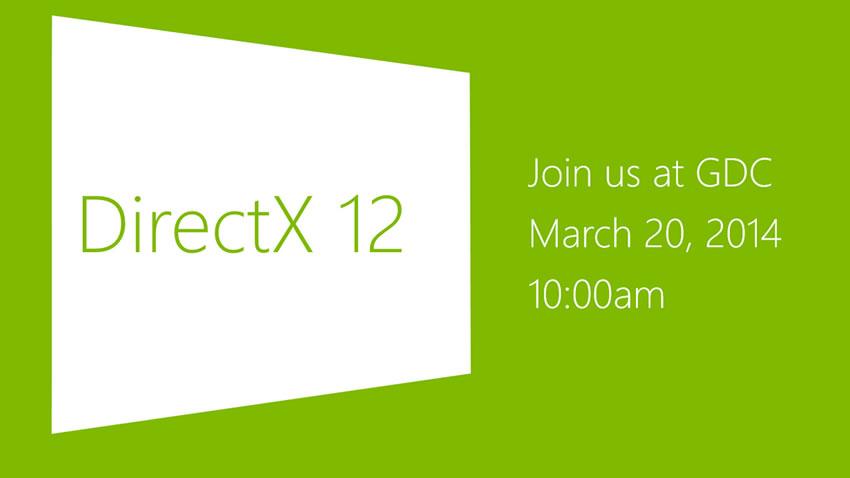 Microsoft pronto revelara detalles de DirectX 12 [GDC 2014]