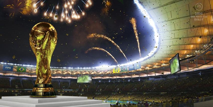 EA presentó en Chile su Fifa 14 Copa del Mundo y estuvimos ahí [EVENTOS]