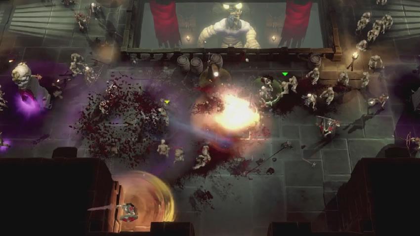 Veamos ahora ese remake de Gauntlet realizado por los creadores de Magicka [Video]