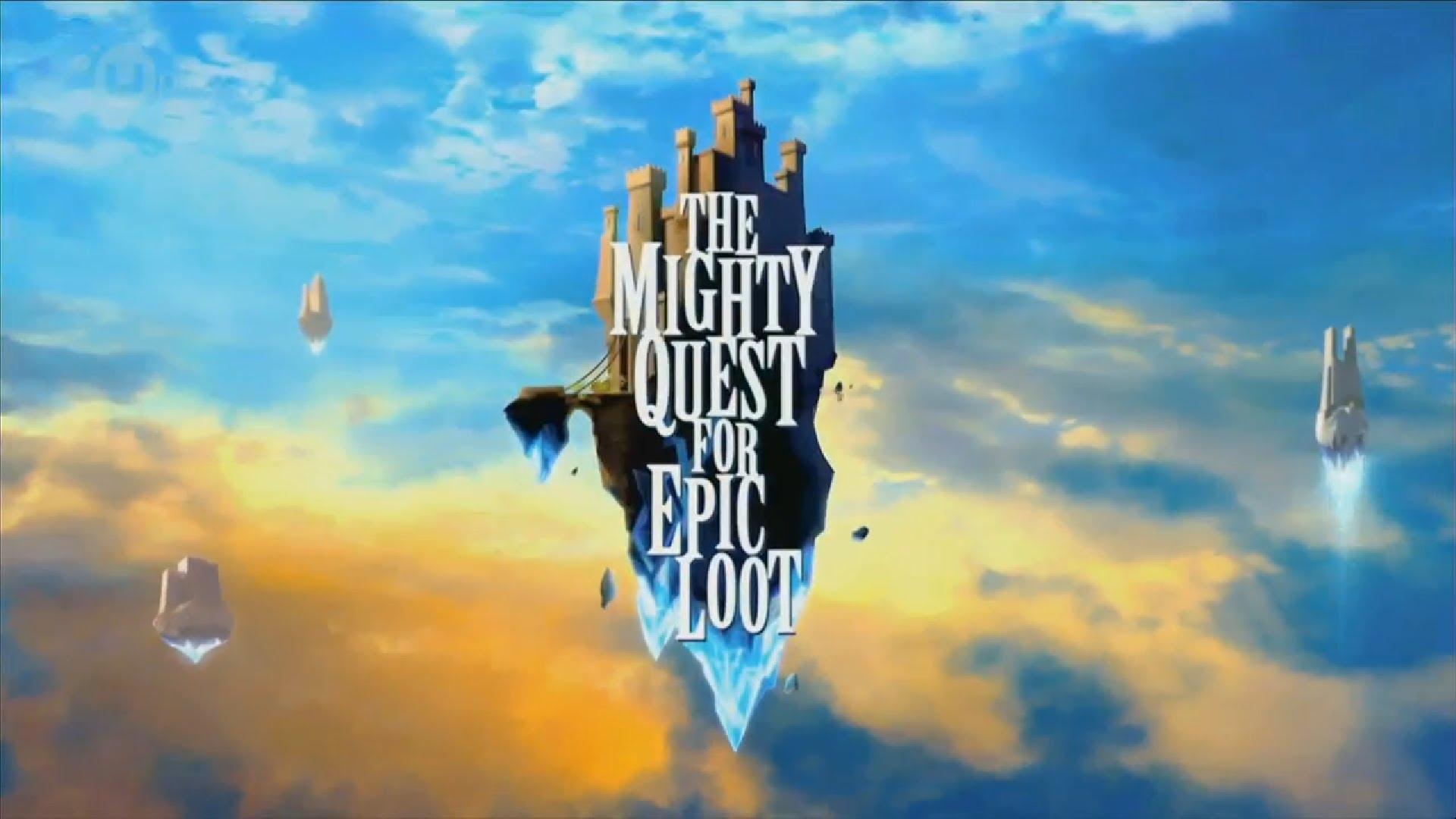 Primeras Impresiones: Mighty Quest for Epic Loot