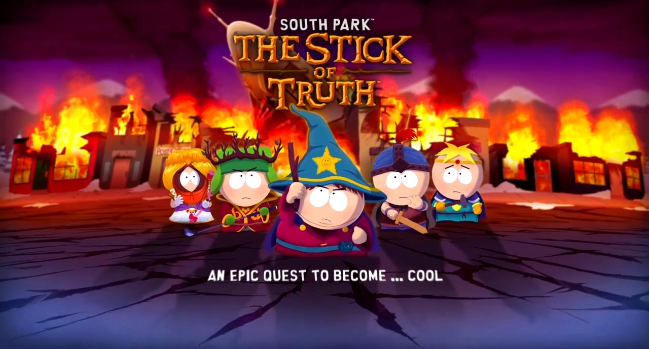 LagZero Analiza: South Park: The Stick of Truth [Review flatulenta]