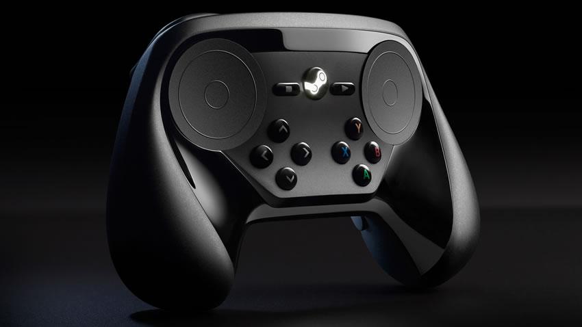 Valve retrasa lanzamiento del Steam Controller hasta el 2015