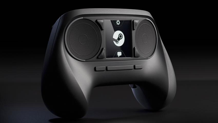 Valve le hace un pequeño re-diseño a su Steam Controller para hacerlo más cómodo