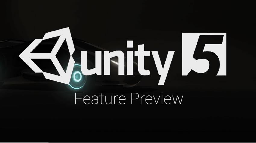 Unity 5 pretende tentar a los futuros desarrolladores de juegos [Video]