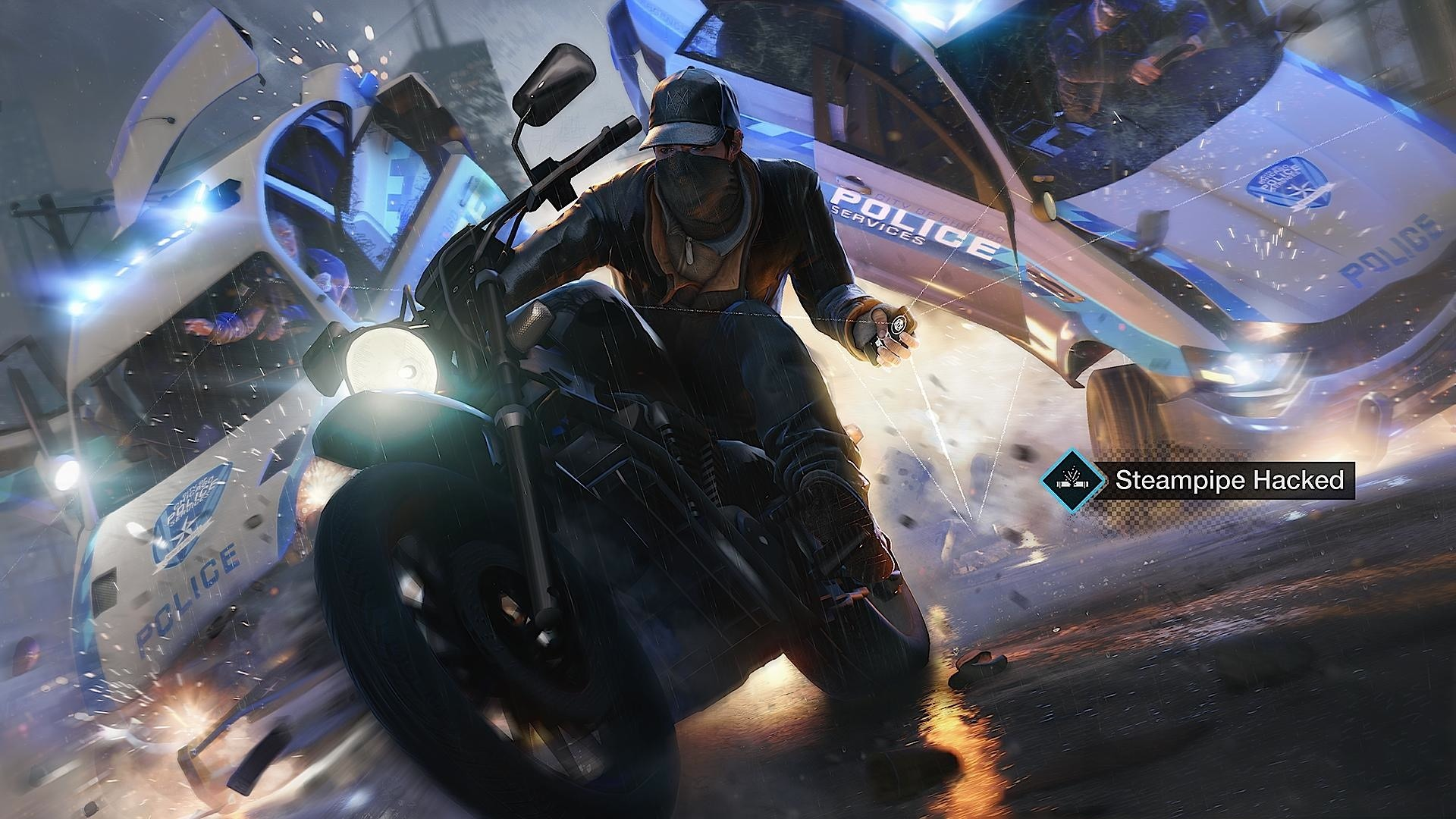 Watch Dogs se muestra en un nuevo video [Gameplay]