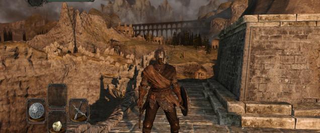 Dark Souls 2 en PC frente a la versión de consolas (PS3) [Video]