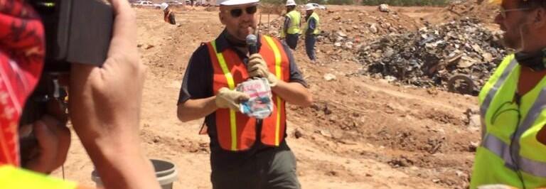 Extra: Encuentran varios E.T. en excavación en Nuevo México [Falsate News]