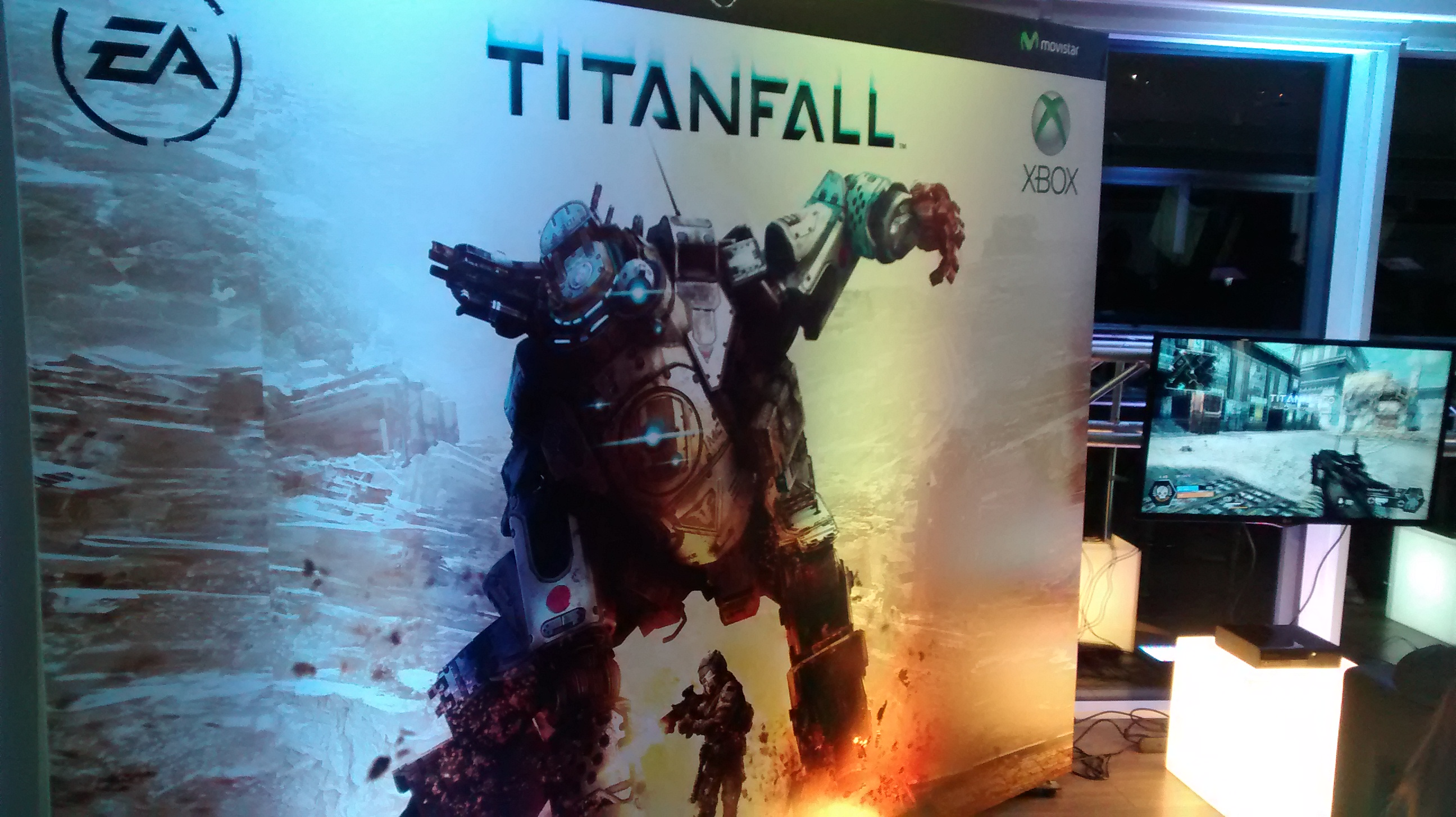 """Y el ganador del concurso kit """"Titanfall"""" es…..[Concurso]"""