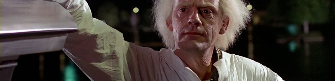 EL DOC BROWN VIENE A CHILE [1.21 GIGA WATTS NIUS!]