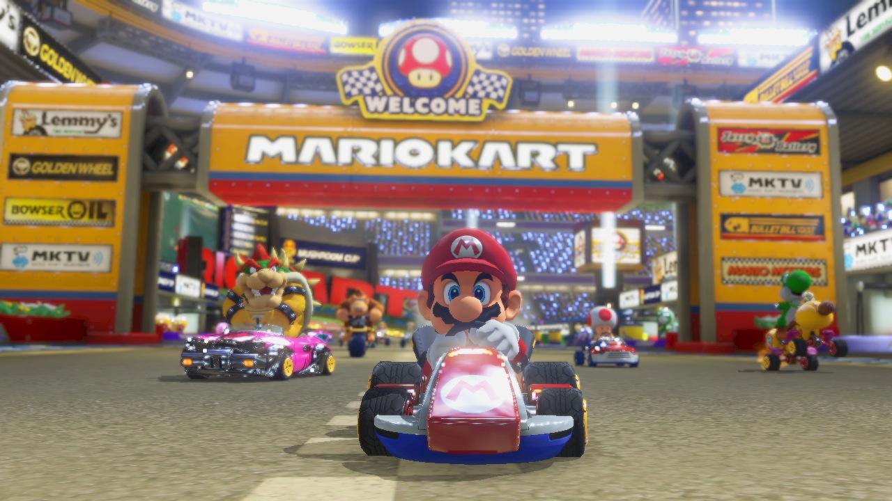 Mario Kart 8 parece ser la esperanza para resucitar un poco la Wii U [Vídeo]