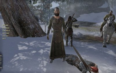 The Elder Scrolls Online: mis primeras horas [Semi-Review] [Día 1]