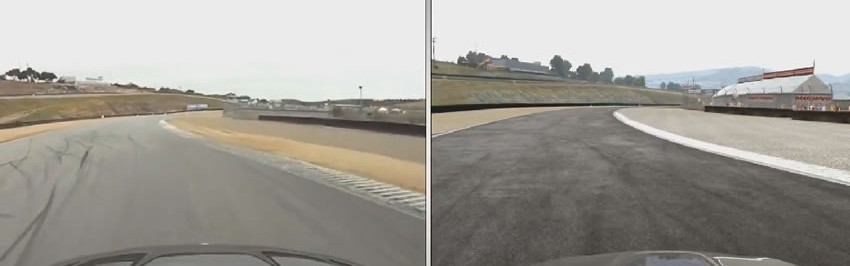Project CARS comparado contra... la vida Real [Vídeo]