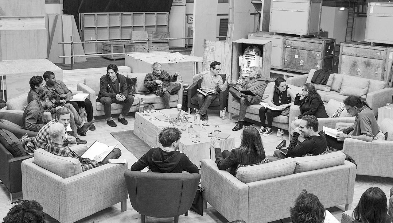 Se confirma el cast oficial para Star Wars Episode VII [LA FUERZA NIUS]