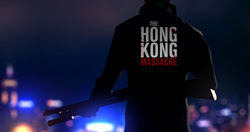 The Hong Kong Massacre es pura acción, balas y sangre, mucha sangre [Video]