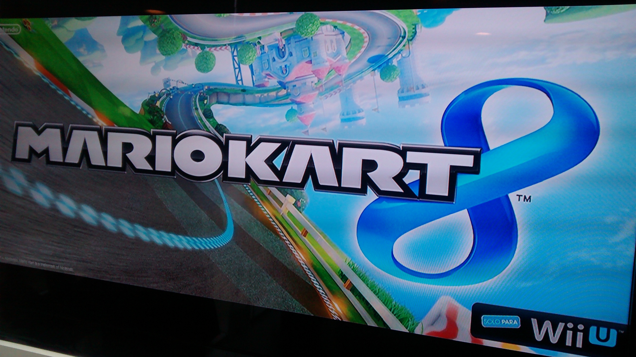 NINTENDO lanza Mario Kart 8 en Chile y estuvimos ahí [THE OCHO NIUS]