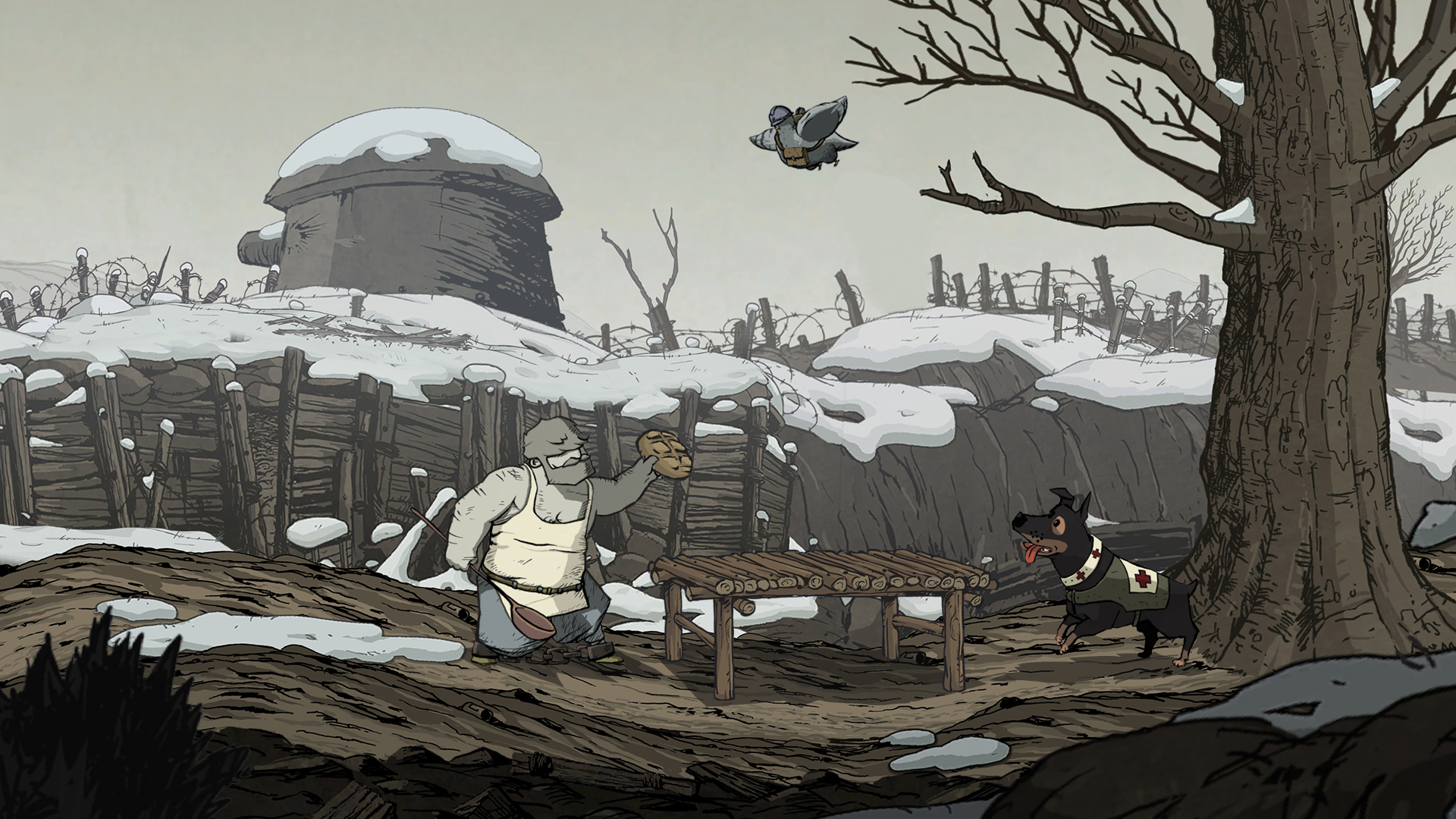 Valiant Hearts: The Great War ya tiene fecha y precio, esta más cerca de lo que creen [Anuncios]