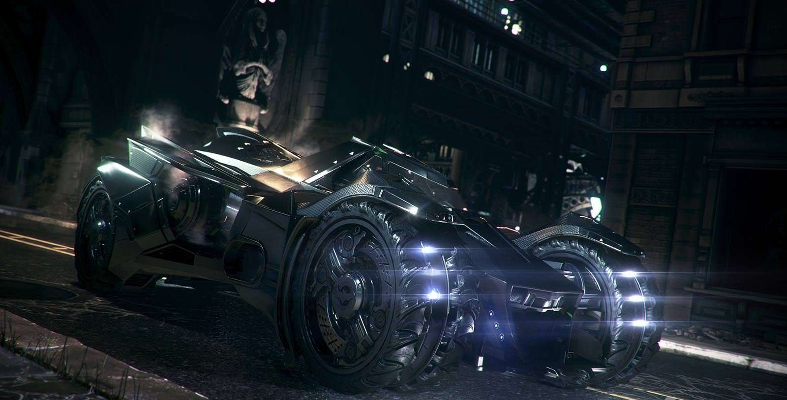 Batman: Arkham Knight nos muestra su primer gameplay trailer [Video]