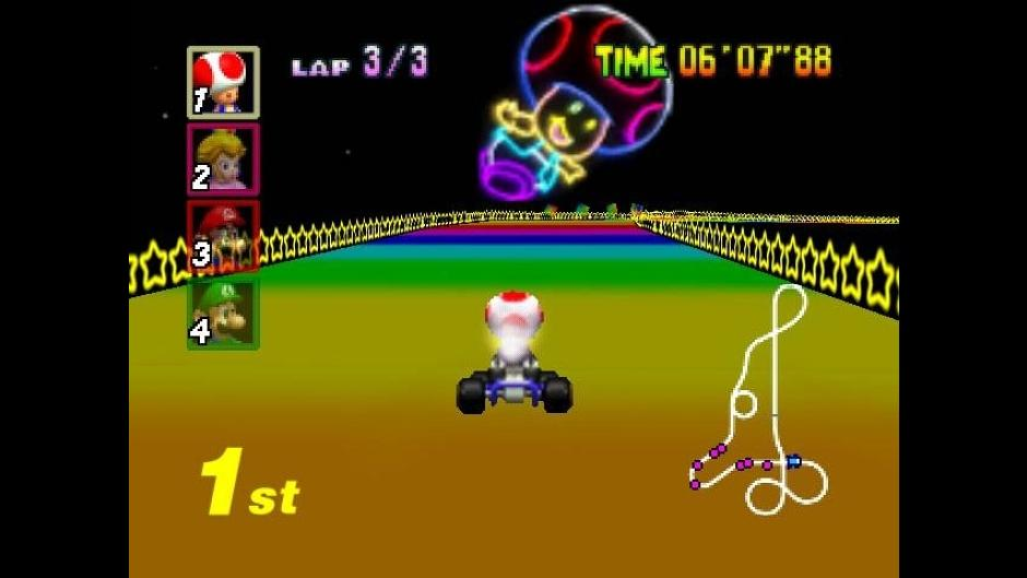 Mas Pistas Retro de Mario Kart 8 vs las originales [VIDEO]