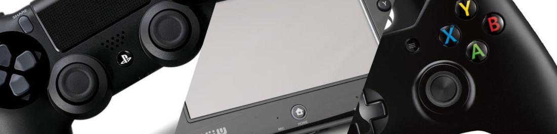 PS4 Wii U Xbox One