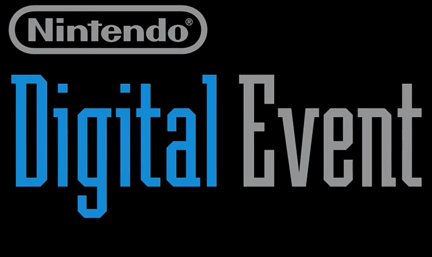 Nintendo Digital Event