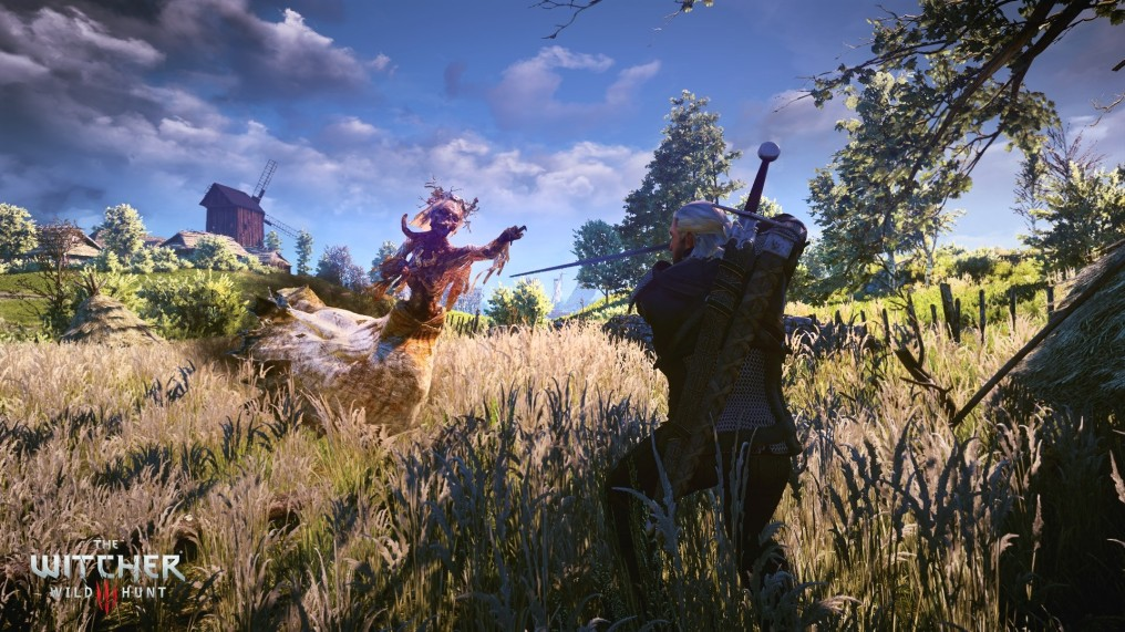 Primeros 15 minutos de The Witcher 3: Wild Hunt. [CLIPS QUE EMBRUJAN]