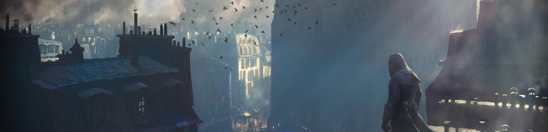 Asi se ve Assassin's Creed Unity si tienes una tarjeta NVidia