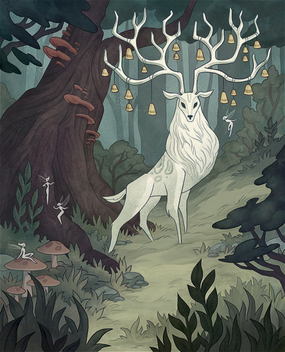 disney-fantasia-forest