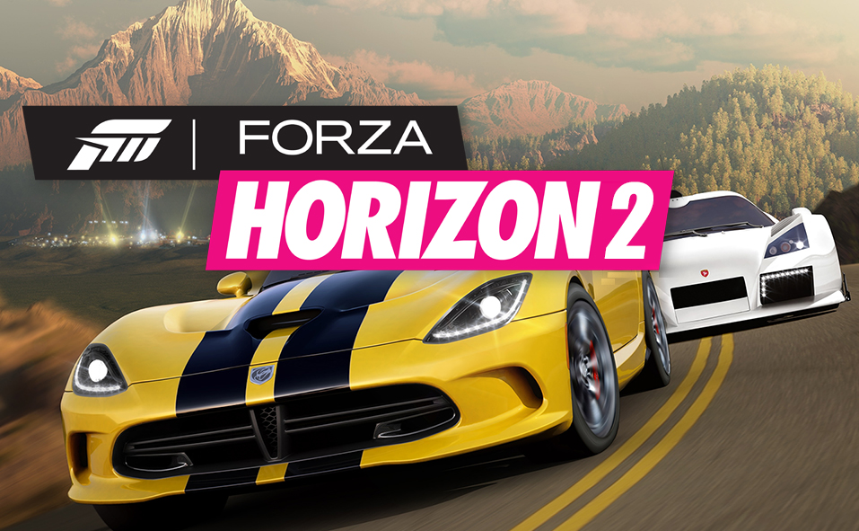 Microsoft anuncia oficialmente Forza Horizon 2 [E3 starting engines!!]