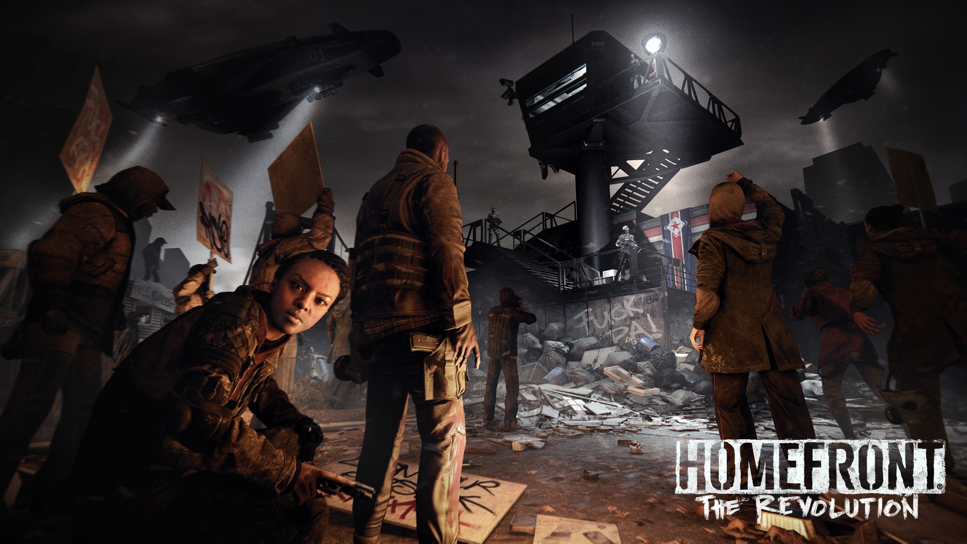 Ya hay fecha para Homefront: The Revolution