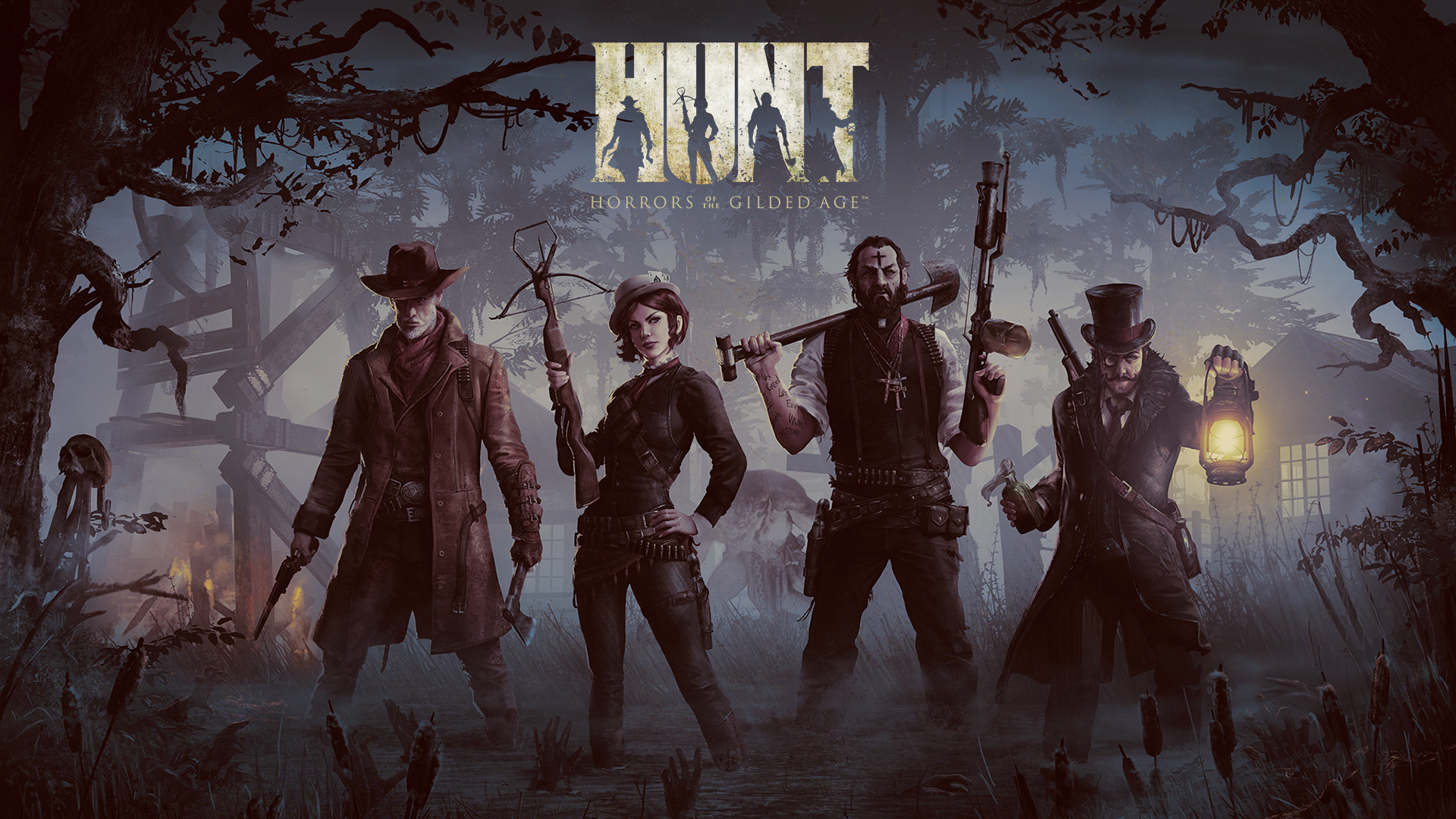 HUNT: Horrors of the Gilded Age es tu dosis anual de Zombies [E3 2014]