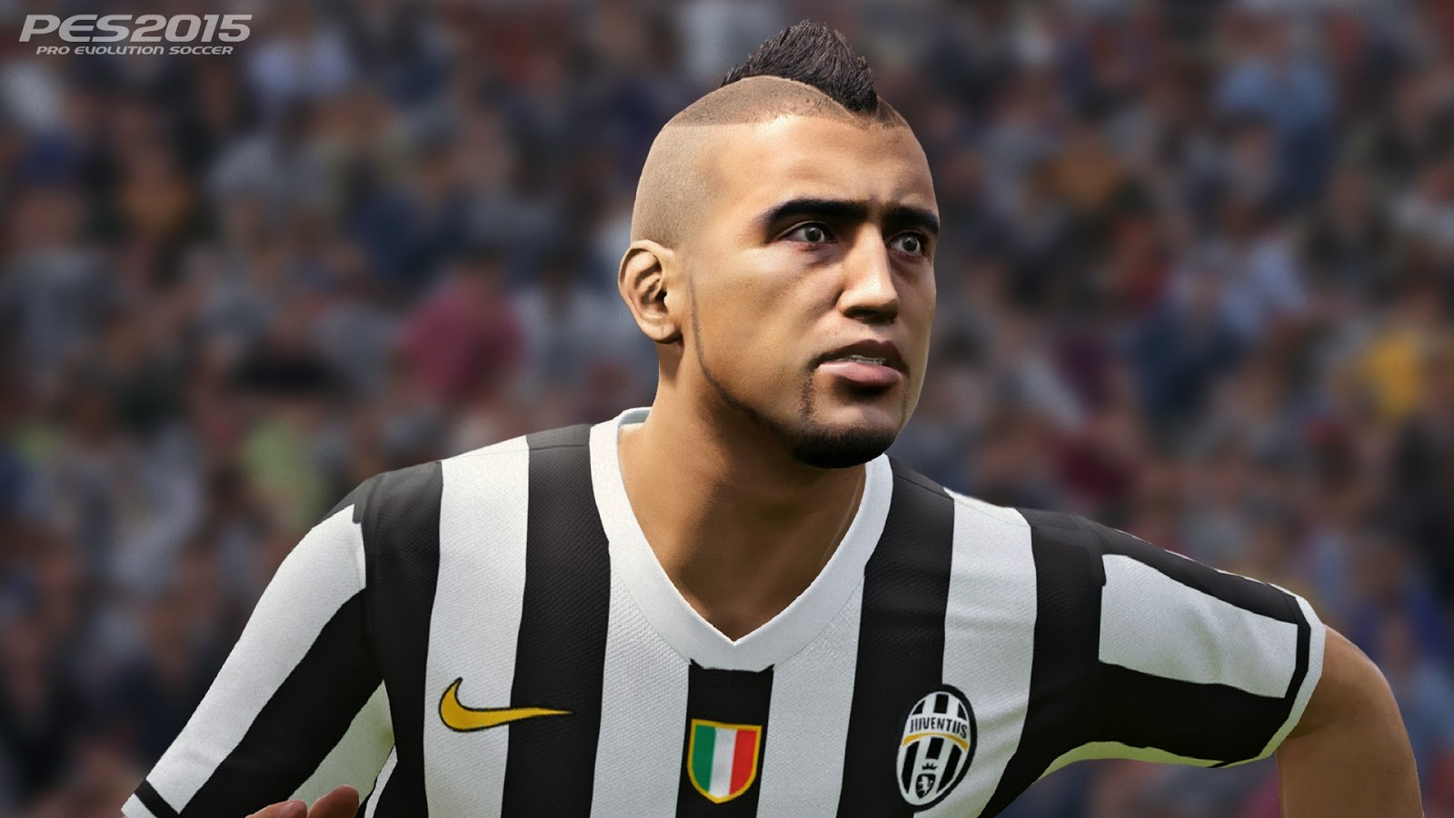 Gameplay de Pro Evolution Soccer 2015 [FILTRACIONES]