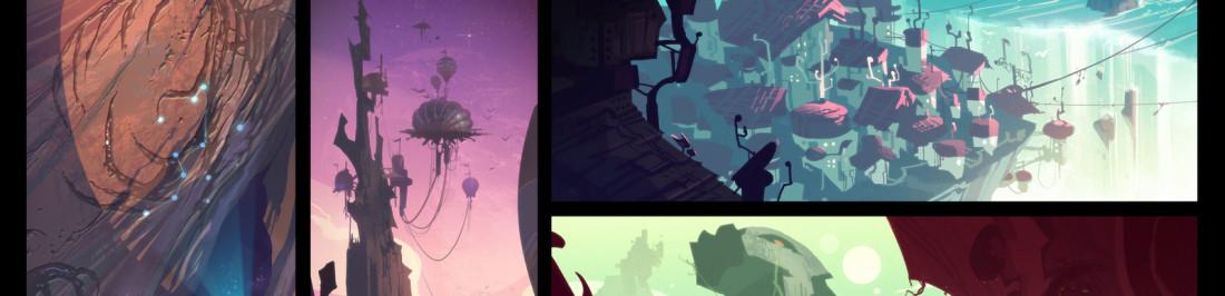 La colección de Into The Pixel nos muestra que los videojuegos también son obras de arte [E3 2014]