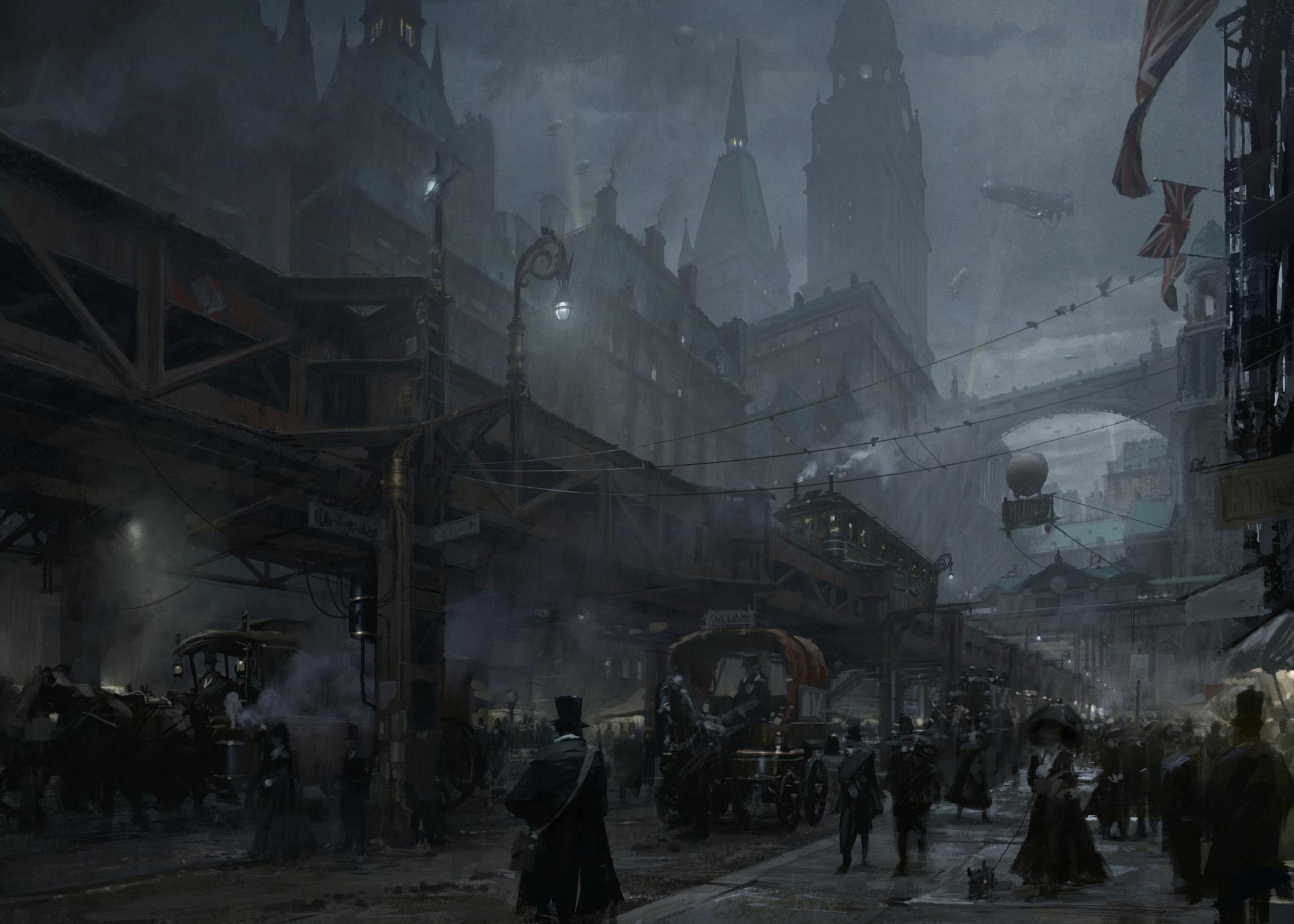 the-order-1886-london-street