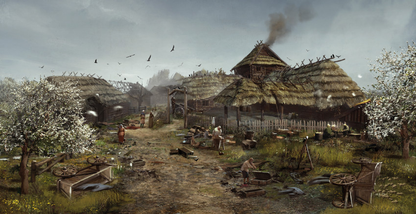 the-witcher-the-village