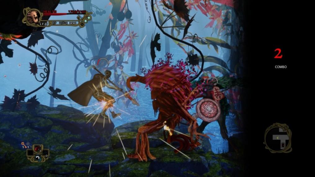 7 minutos de gameplay de Abyss Odyssey [Gaming criollo]