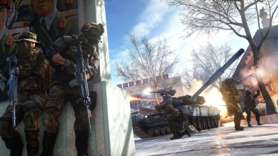 Trailer de lanzamiento de Battlefield 4: Dragon's Teeth [Vídeo]