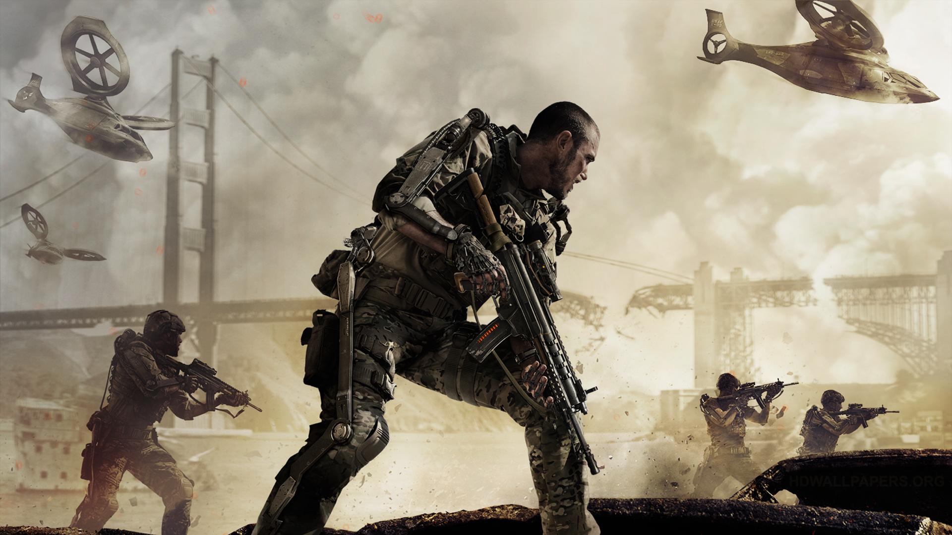 Este teaser de Call of Duty: Infinite Warfare es la primera movida de Activision para ganar atención