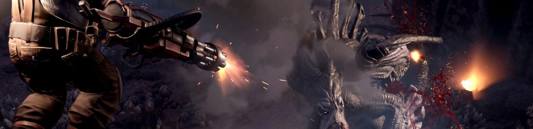 Este vídeo de Evolve es para anunciar su periodo de prueba
